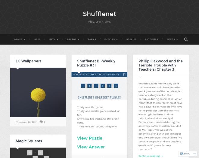 Shufflenet